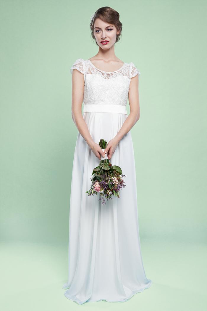 Brautkleid Vintagehochzeit (32)