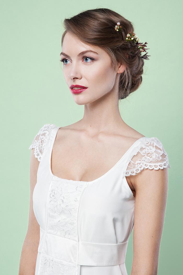 Brautkleid Vintagehochzeit (40)