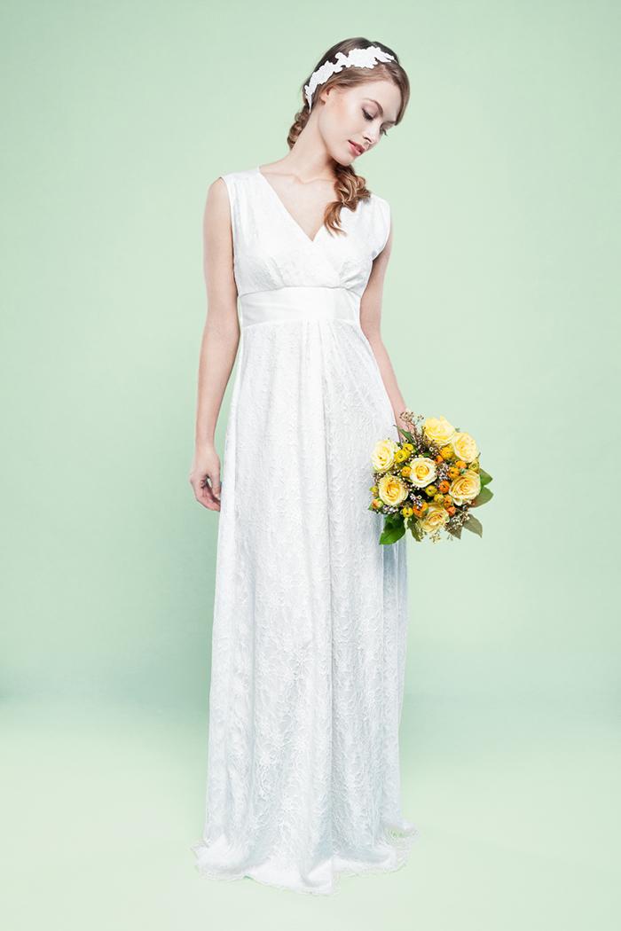 Brautkleid Vintagehochzeit (7)