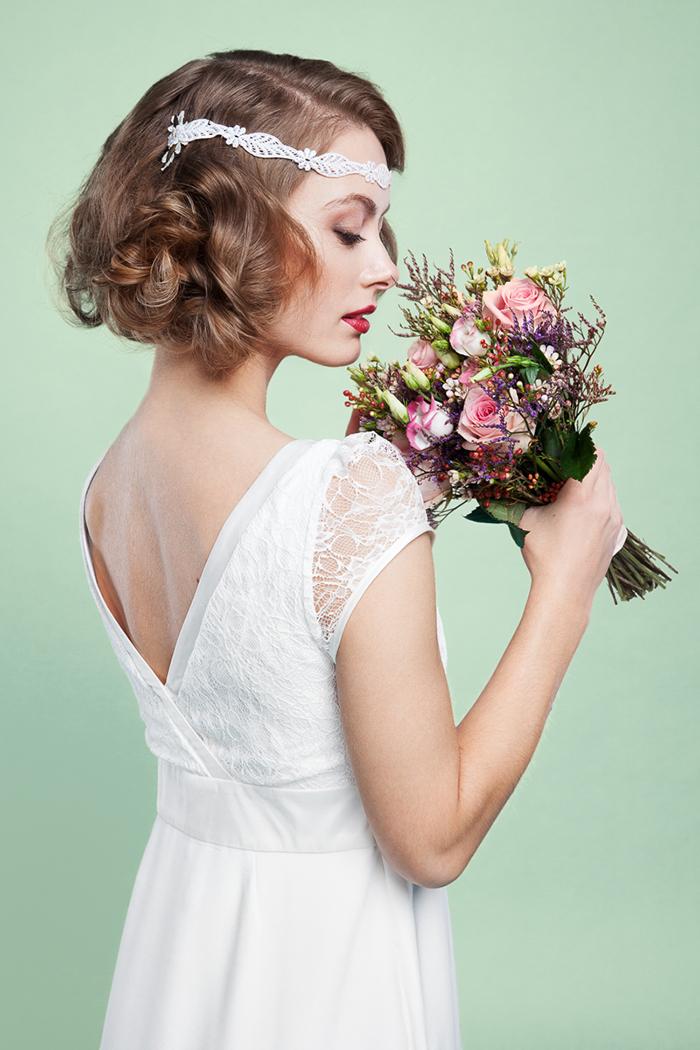Brautkleid Vintagehochzeit (8)