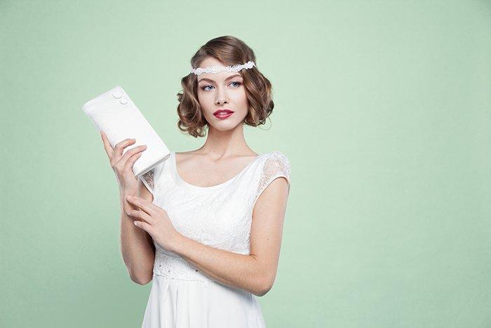 Brautkleid Vintagehochzeit (9)