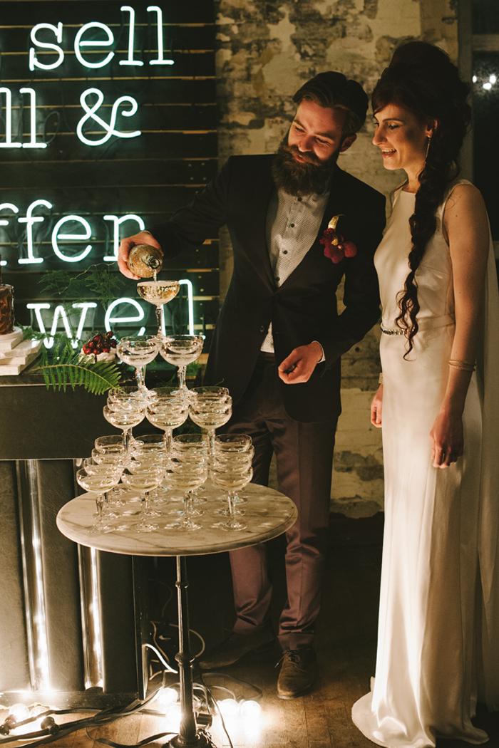 Hochzeit Berlin Loft (8)