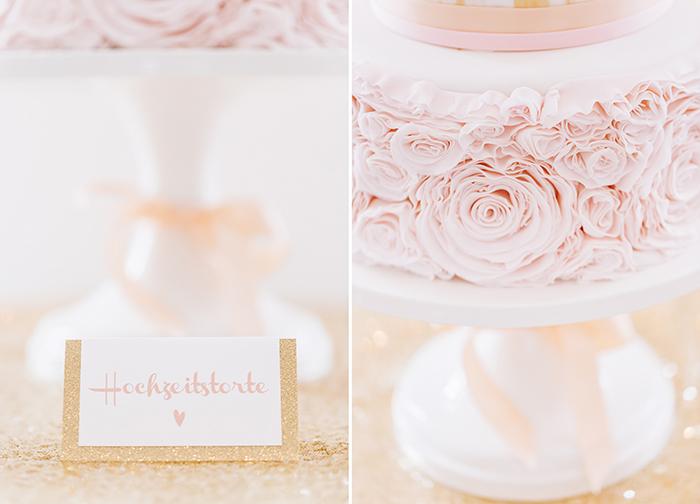 Hochzeitstorte Rosa (1)