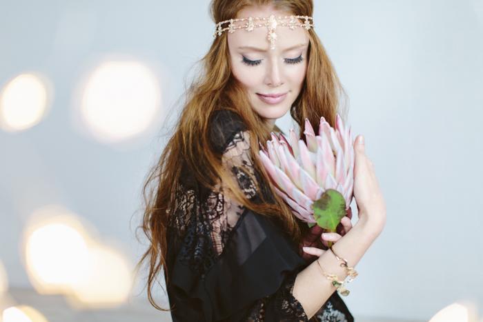 Kopfschmuck Braut Hippie (2)