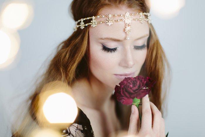 Kopfschmuck Braut Hippie (8)