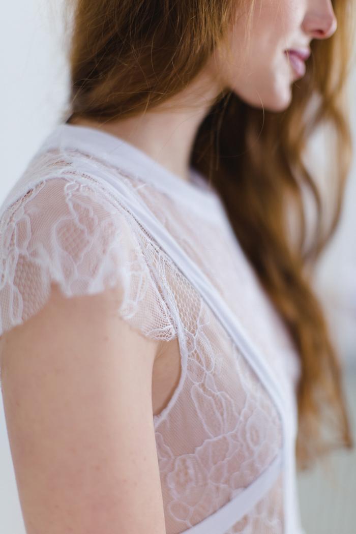 Spitzenkleid Weiß Braut (8)