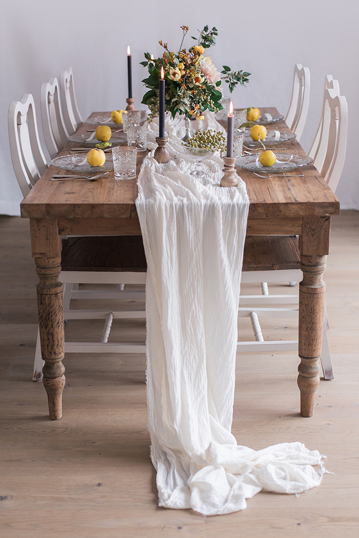 Vintage Tischdeko Hochzeit (6)