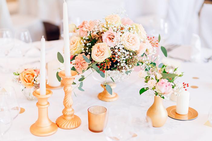 goldene Hochzeitsdeko (26)