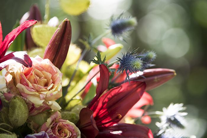 Blumendeko Hochzeit Hippie (10)