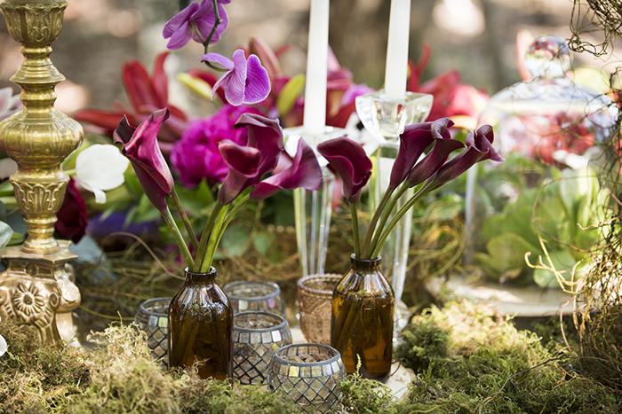 Blumendeko Hochzeit Hippie (5)