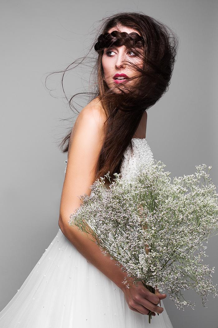 Brautkleid schlicht (36)