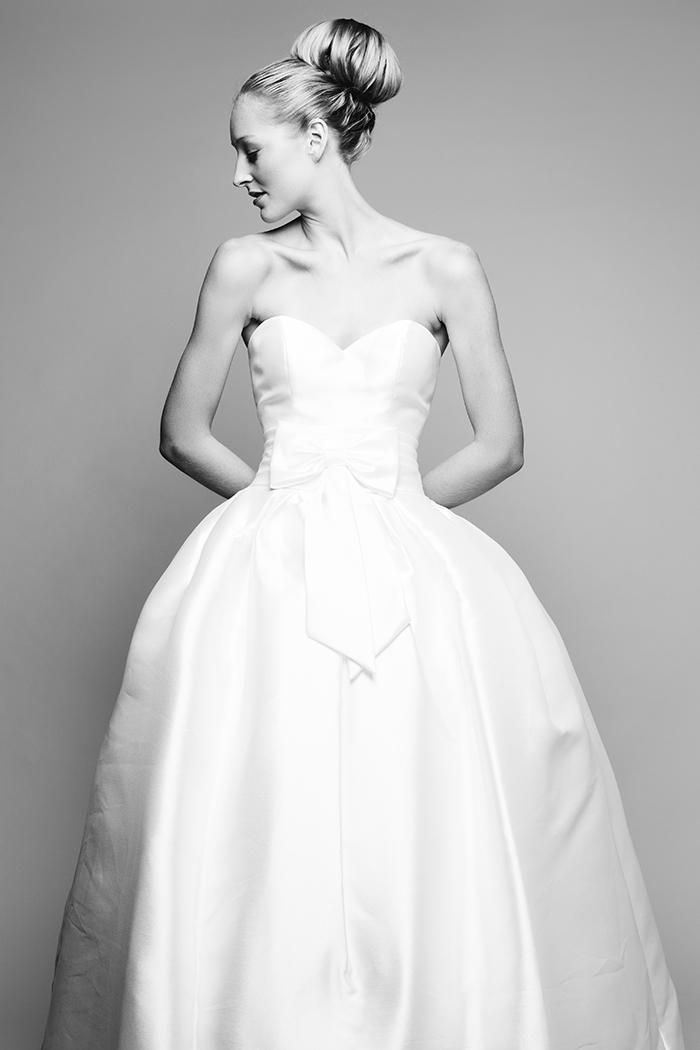 Brautkleid schlicht (5)