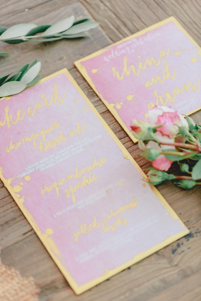 Einladungen Hochzeit rosa (3)