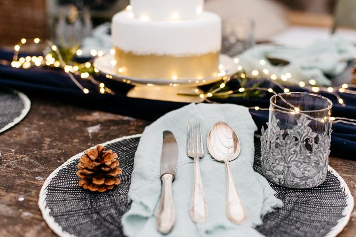 Hochzeitsdeko Mint