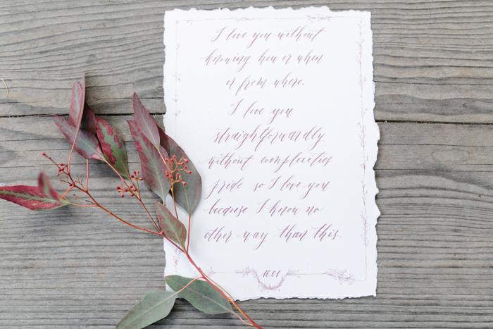 Hochzeitseinladung Kalligrafie (10)