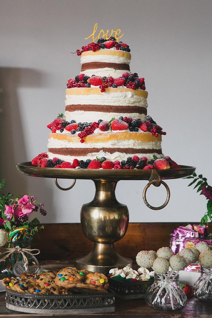 Hochzeitstorte Boho Hochzeit (2)