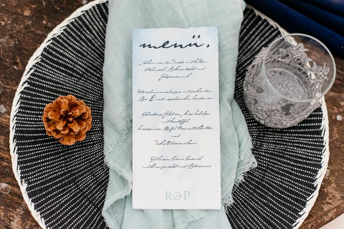 Tischdeko Hochzeit Mint (1)