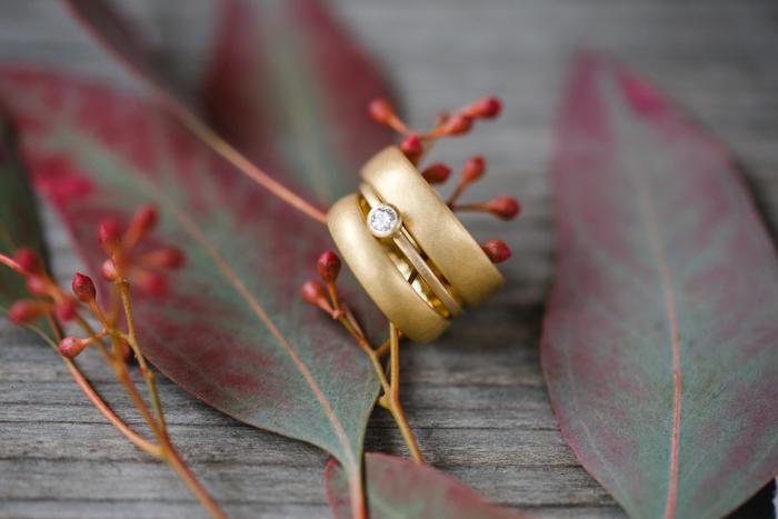 goldene ringe hochzeit