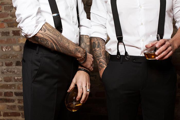 Braeutigam mit Tattoos (21)