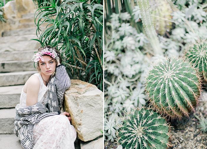 Brautfotos im Gewaechshaus (1)