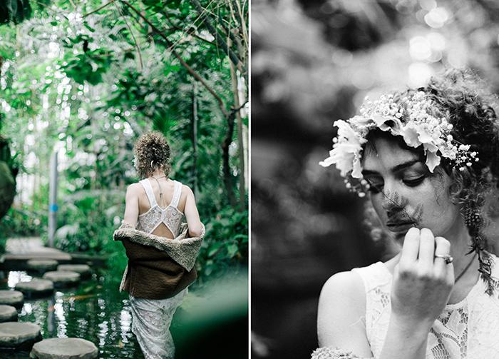 Brautfotos im Gewaechshaus (2)