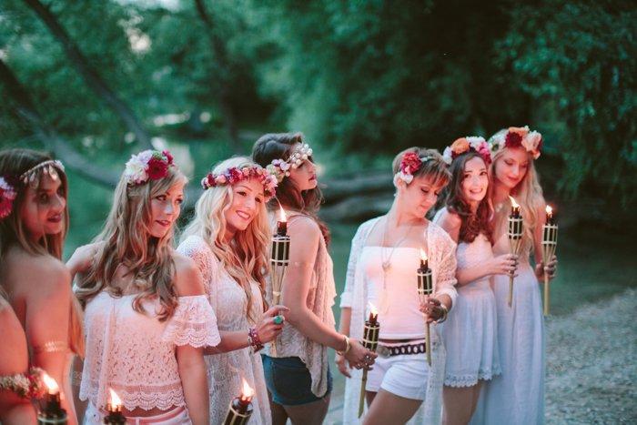 Brautjungfernkleider Hippie (1)