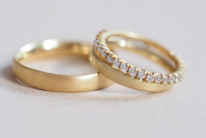 Eheringe aufbereitetes Gold (7)