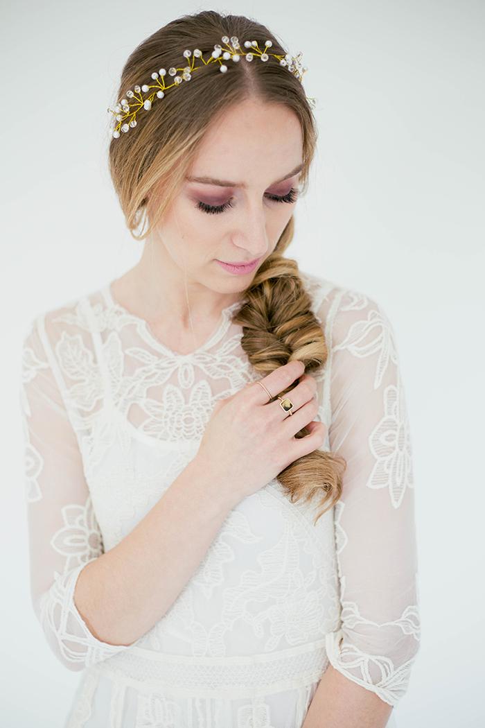 Haarschmuck Braut