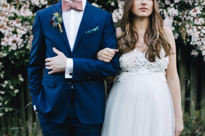 Hochzeit mit Babybauch (1)