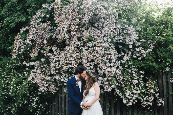 Hochzeit mit Babybauch (2)