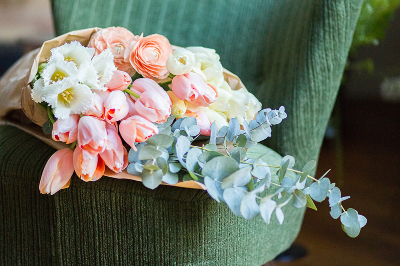 Hochzeitsblumen Tulpen Und Ranunkeln Friedatheres Com