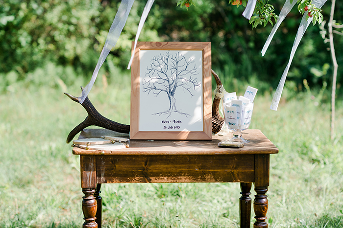 Baumbild Hochzeit