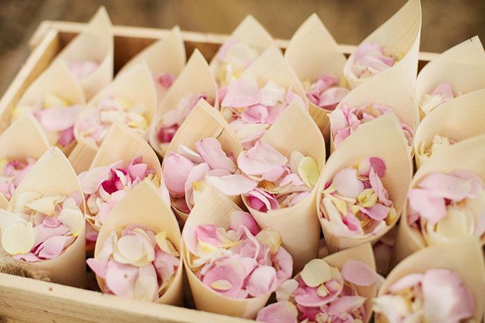 Blumenkonfetti