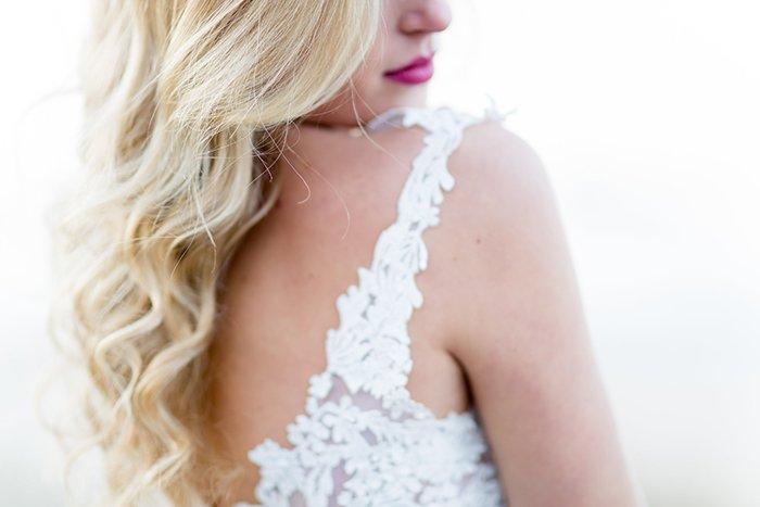 Brautkleid Spitze tiefer Ruecken (6)