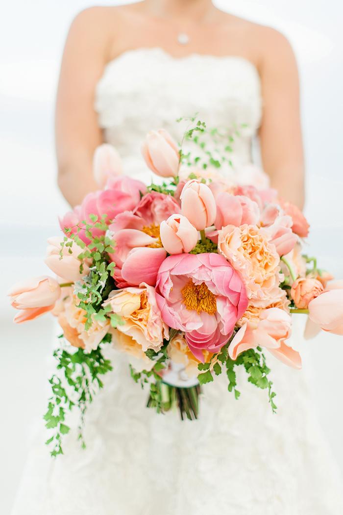Brautstrauss Tulpen