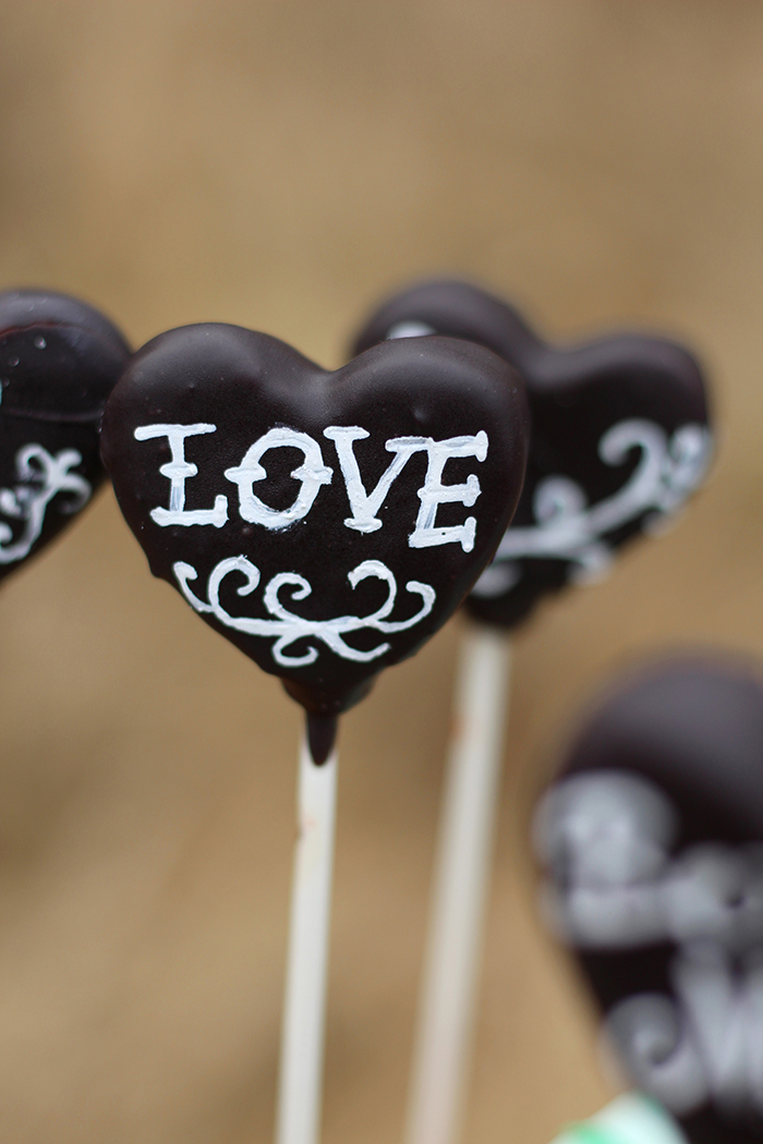 Cakepops Herz