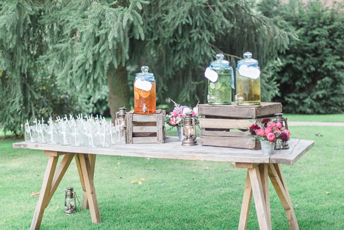 Drink Station Hochzeit (1)