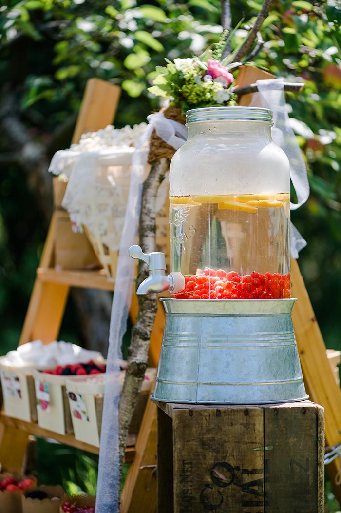 Getraenkespender Hochzeit