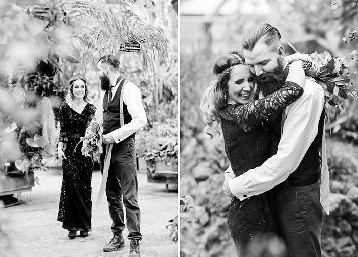 Hochzeit im Gewaechshaus (1)