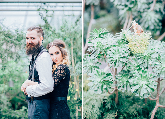 Hochzeit im Gewaechshaus (2)