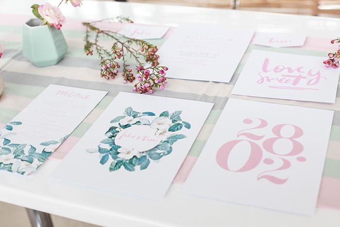 Hochzeitseinladungen Vintage (1)