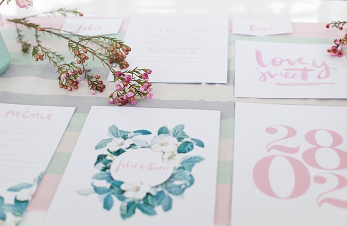 Hochzeitseinladungen Vintage (6)