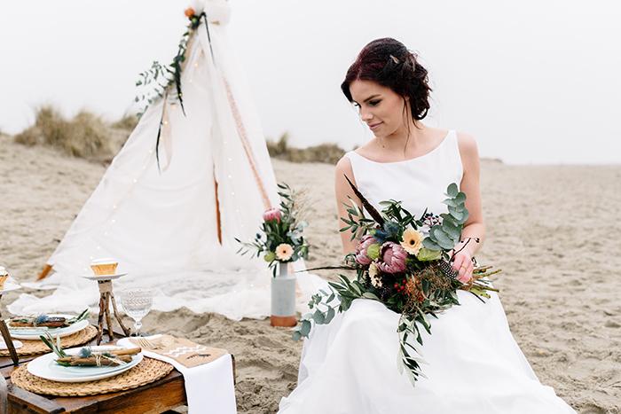 Tipizelt Hochzeit