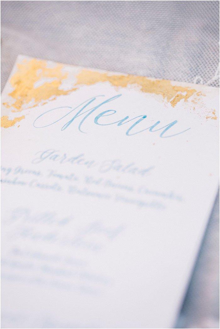 goldene Einladungen Hochzeit (1)
