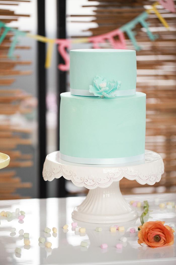 mintgruene Hochzeitstorte (1)