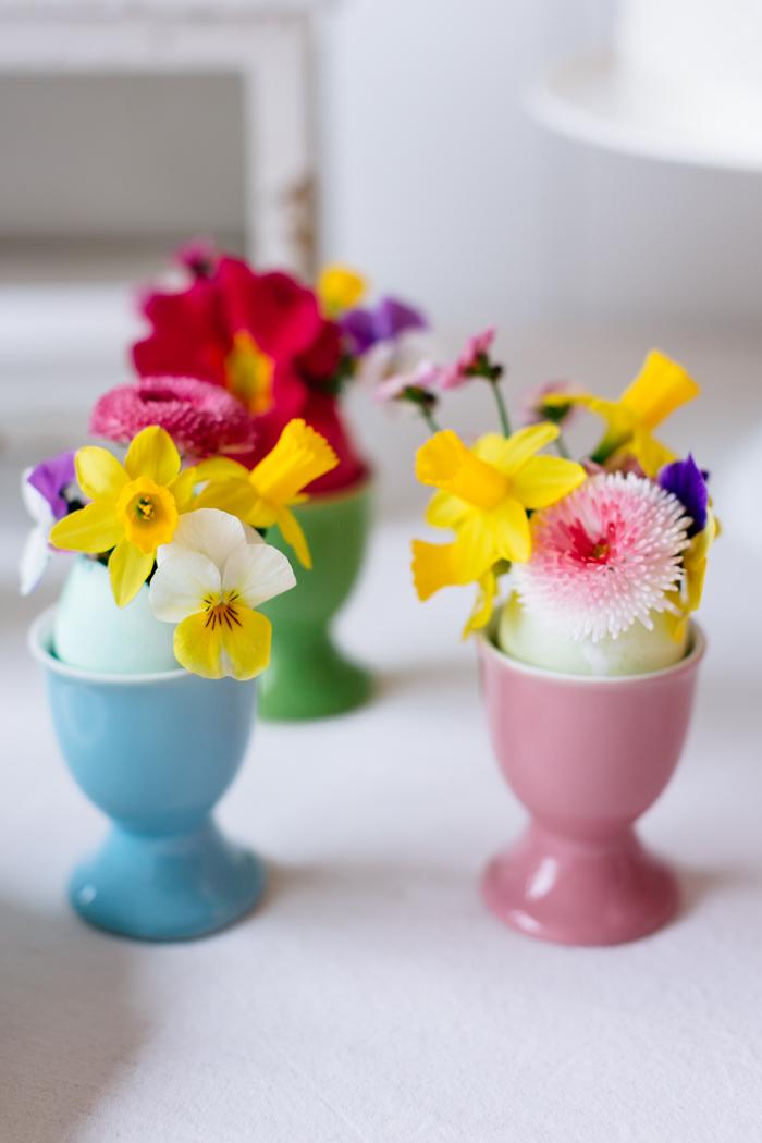 Blumendeko Candybar