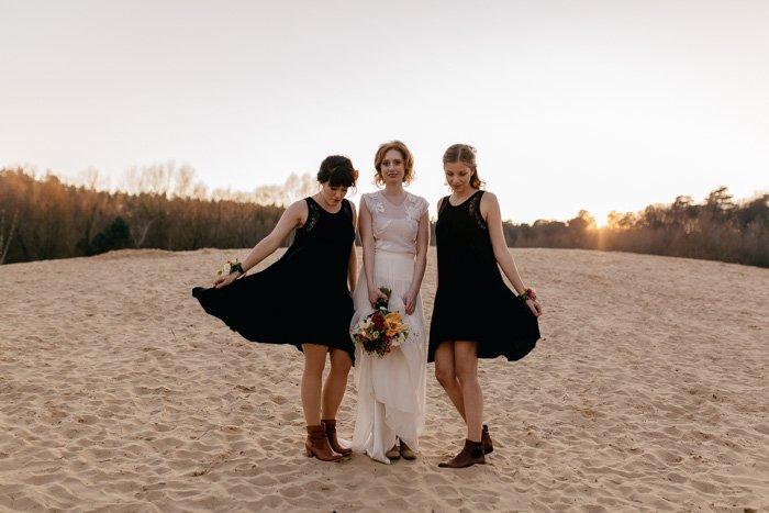 Brautjungfernkleider (1)