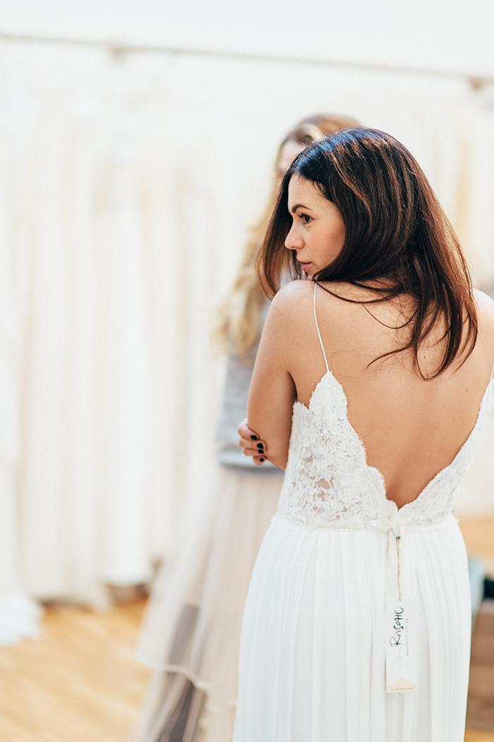 Brautkleid Anprobe (4)