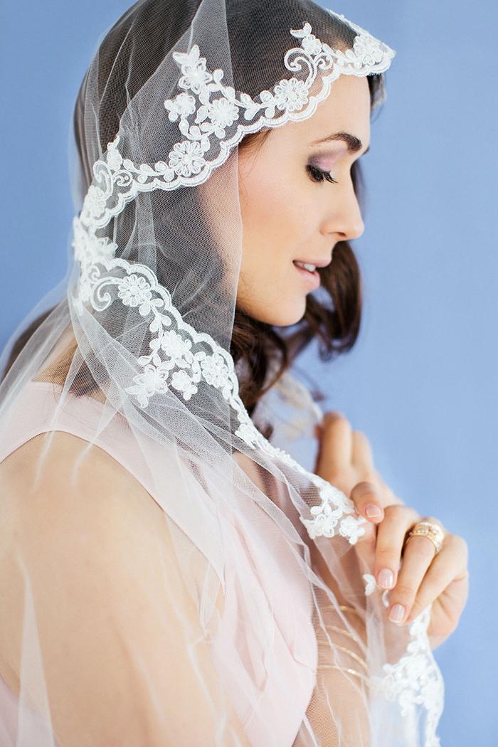 Brautschleier spanisch (1)