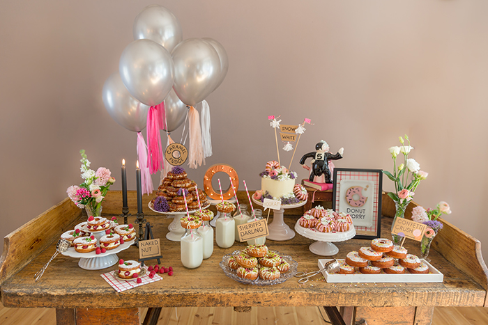 Donut Bar Hochzeit (83)